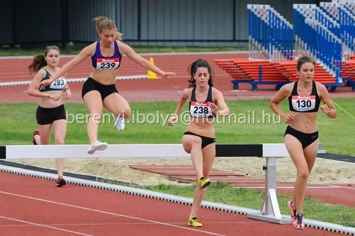 Két atléta, három érem, négy versenyszámban