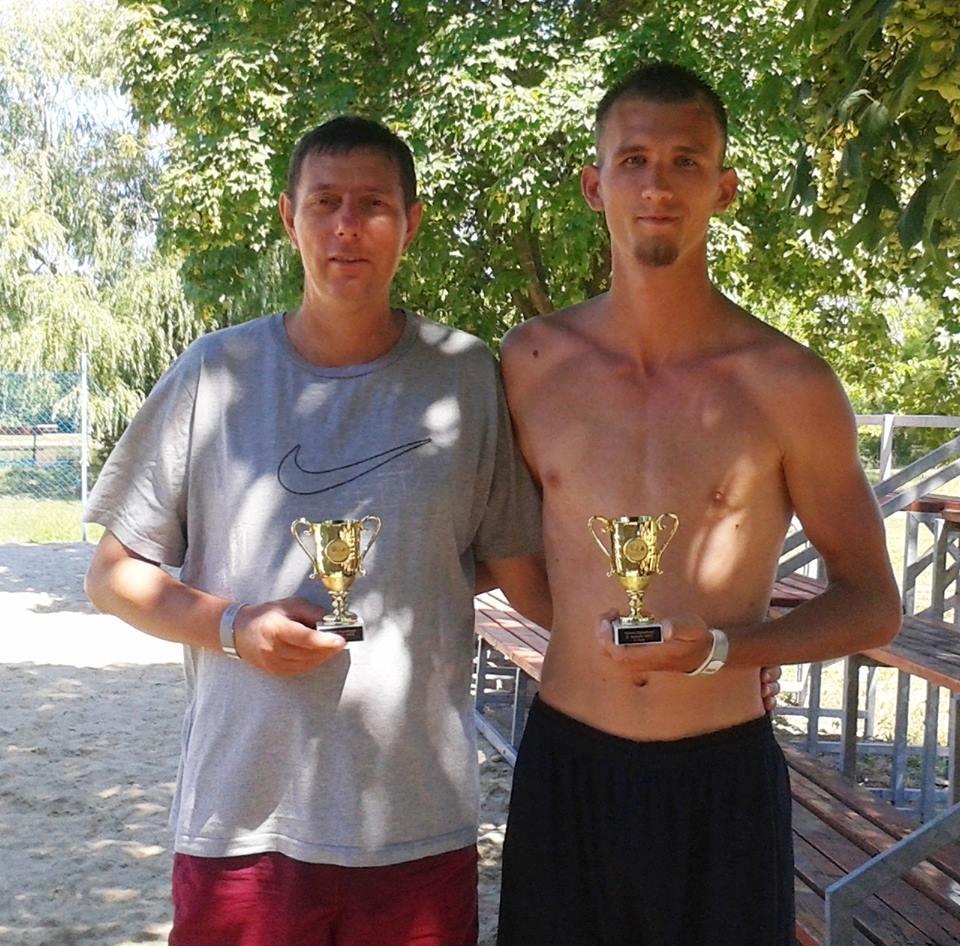 Városi Strandröplabda bajnokság - 2. forduló