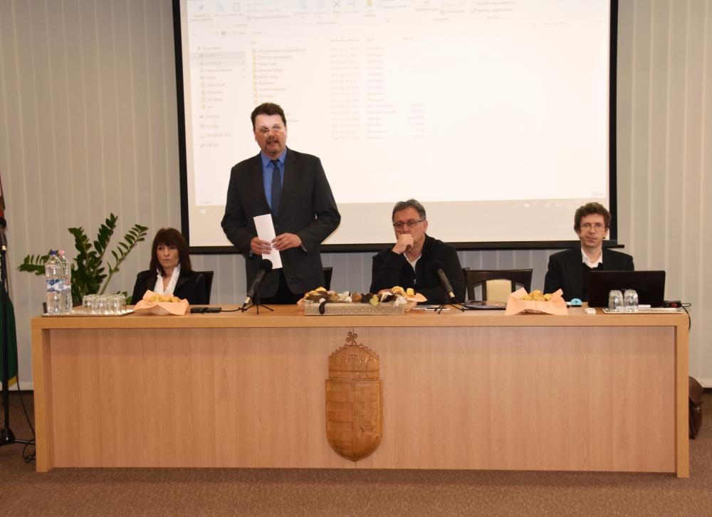 Paktum partnertalálkozót tartottak Tamásiban
