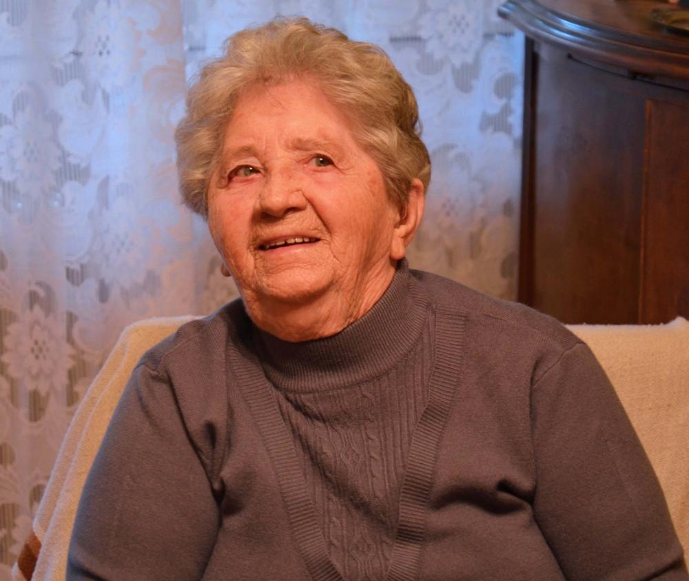 90 éves lett Rózsi néni