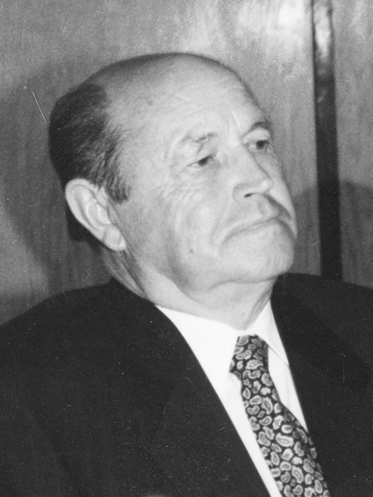 Heinrich Becht (1928-2016)