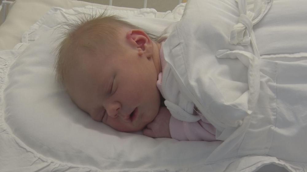 Idén Dombóváron született meg Tolna megye első gyermeke