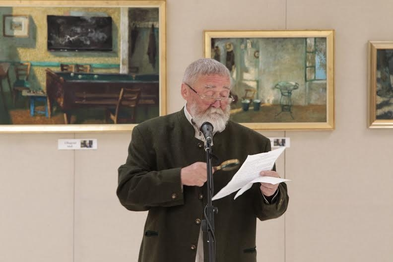 Kiállítás nyílt Ujváry Lajos emlékére
