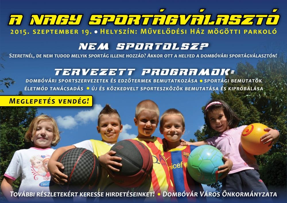 A Nagy Sportágválasztó