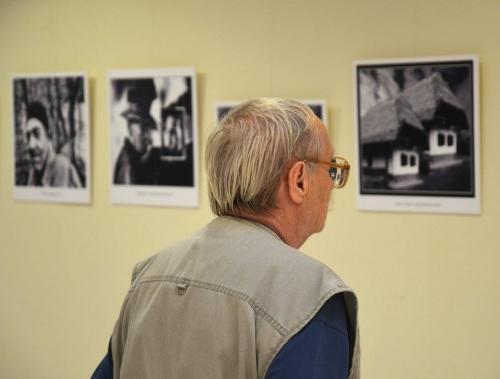 Tilinger Sándor kiállítása a Tinódi Házban