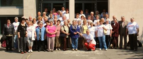 Szívklubok találkozója Dombóváron